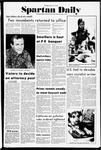 Spartan Daily, April 12, 1973
