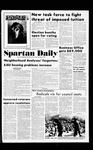 Spartan Daily, April 25, 1973