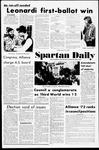 Spartan Daily, April 27, 1973