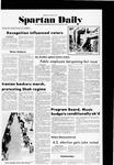 Spartan Daily, April 30, 1973