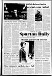 Spartan Daily, May 9, 1973