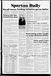 Spartan Daily, May 16, 1973
