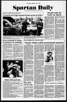 Spartan Daily, October 25, 1973