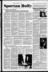Spartan Daily, November 5, 1973 by San Jose State University, School of Journalism and Mass Communications