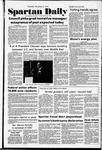 Spartan Daily, November 8, 1973 by San Jose State University, School of Journalism and Mass Communications