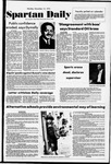 Spartan Daily, November 12, 1973 by San Jose State University, School of Journalism and Mass Communications
