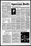 Spartan Daily, November 14, 1973 by San Jose State University, School of Journalism and Mass Communications