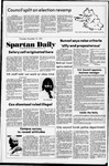 Spartan Daily, November 15, 1973 by San Jose State University, School of Journalism and Mass Communications