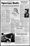 Spartan Daily, December 3, 1973 by San Jose State University, School of Journalism and Mass Communications