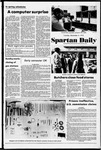 Spartan Daily, December 4, 1973 by San Jose State University, School of Journalism and Mass Communications