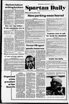Spartan Daily, December 5, 1973 by San Jose State University, School of Journalism and Mass Communications