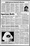Spartan Daily, December 10, 1973 by San Jose State University, School of Journalism and Mass Communications