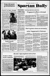 Spartan Daily, December 12, 1973 by San Jose State University, School of Journalism and Mass Communications