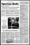 Spartan Daily, December 13, 1973 by San Jose State University, School of Journalism and Mass Communications