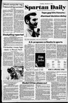 Spartan Daily, January 8, 1974 by San Jose State University, School of Journalism and Mass Communications