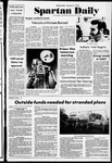 Spartan Daily, January 9, 1974 by San Jose State University, School of Journalism and Mass Communications
