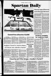 Spartan Daily, January 14, 1974 by San Jose State University, School of Journalism and Mass Communications
