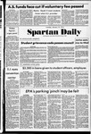 Spartan Daily, January 15, 1974 by San Jose State University, School of Journalism and Mass Communications