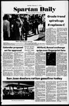Spartan Daily, February 11, 1974 by San Jose State University, School of Journalism and Mass Communications