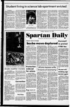 Spartan Daily, February 15, 1974 by San Jose State University, School of Journalism and Mass Communications
