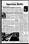 Spartan Daily, February 20, 1974 by San Jose State University, School of Journalism and Mass Communications