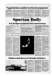 Spartan Daily, February 28, 1974 by San Jose State University, School of Journalism and Mass Communications