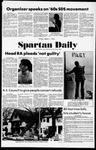 Spartan Daily, March 1, 1974