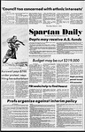 Spartan Daily, March 7, 1974