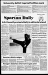 Spartan Daily, March 15, 1974