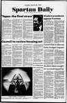 Spartan Daily, March 26, 1974