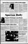 Spartan Daily, March 27, 1974