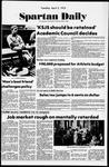 Spartan Daily, April 2, 1974
