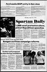 Spartan Daily, April 22, 1974