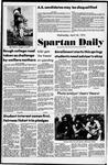 Spartan Daily, April 24, 1974