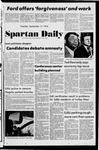Spartan Daily, September 17, 1974