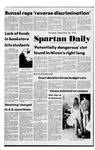 Spartan Daily, September 26, 1974