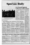 Spartan Daily, September 27, 1974