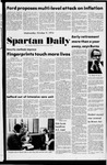 Spartan Daily, October 9, 1974