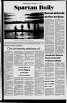 Spartan Daily, October 16, 1974 by San Jose State University, School of Journalism and Mass Communications
