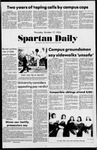 Spartan Daily, October 17, 1974 by San Jose State University, School of Journalism and Mass Communications