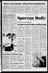 Spartan Daily, October 18, 1974 by San Jose State University, School of Journalism and Mass Communications