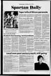 Spartan Daily, October 23, 1974 by San Jose State University, School of Journalism and Mass Communications