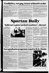 Spartan Daily, October 24, 1974