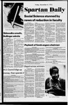 Spartan Daily, November 8, 1974 by San Jose State University, School of Journalism and Mass Communications