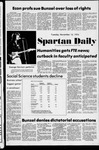 Spartan Daily, November 12, 1974 by San Jose State University, School of Journalism and Mass Communications