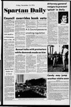 Spartan Daily, November 15, 1974 by San Jose State University, School of Journalism and Mass Communications