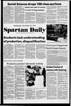 Spartan Daily, November 20, 1974 by San Jose State University, School of Journalism and Mass Communications