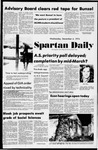 Spartan Daily, December 4, 1974 by San Jose State University, School of Journalism and Mass Communications