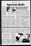 Spartan Daily, December 10, 1974 by San Jose State University, School of Journalism and Mass Communications