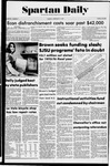Spartan Daily, February 11, 1975 by San Jose State University, School of Journalism and Mass Communications